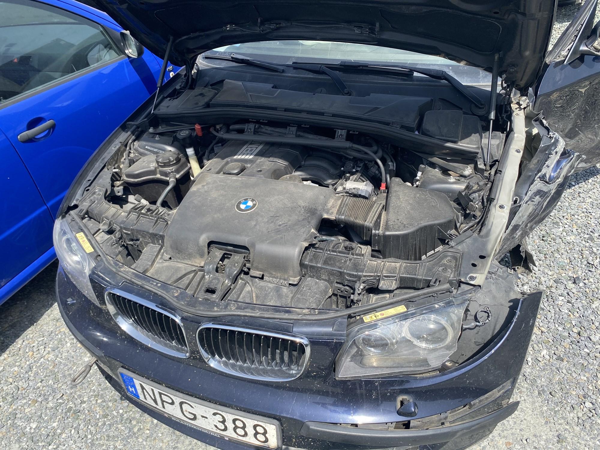 Használtautó: BMW 118i